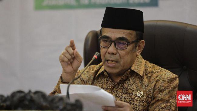Menag Fachrul Razi mengakui pemotongan dana BOS Madrasah dan mengklaim penghematan anggaran mencapai Rp2,02 triliun.