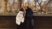 <p>Beberapa waktu lalu, Ashraf Sinclair liburan ke New York, Amerika Serikat, bersama sang istri, Bunga Citra Lestari. (Foto: Instagram @ashrafsinclair) </p>