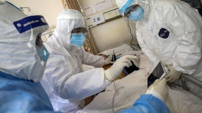 Industri asuransi jiwa mengaku menjamin klaim virus corona bila ada nasabah terjangkit.