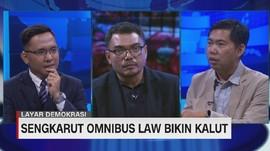 VIDEO: Sengkarut Omnibus Law Bikin Kalut