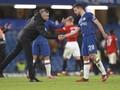 MU vs Chelsea, Solskjaer dan Lampard Incar Gelar Perdana