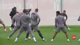 VIDEO: Diego Costa Siap Gempur Gawang Liverpool