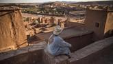 Ait-Ben-Haddou adalah benteng yang masuk dalam situs warisan dunia UNESCO. Benteng ini pernah jadi lokasi perang dalam serial Game of Thrones.