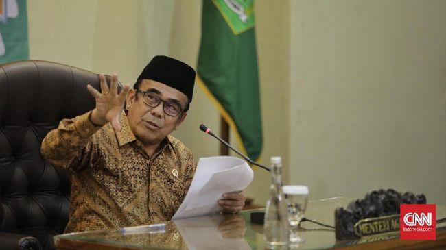 Menag Fachrul Razi mengklaim Arab Saudi menjamin perpanjangan visa umrah gratis bagi jemaah yang tertunda keberangkatannya akibat kasus Virus Corona.