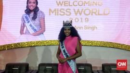 Miss World 2019 Jadi Saksi Penobatan Miss Indonesia 2020