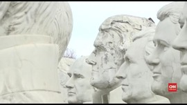 VIDEO: Saksi Bisu Gagahnya Presiden Amerika yang Terbengkalai