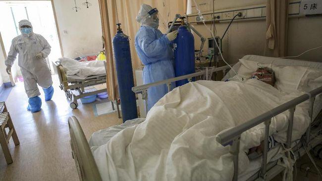 Korban Meninggal akibat Terinfeksi Virus Corona Naik Hingga Jadi 2.005 Orang