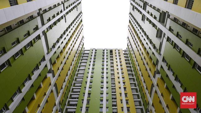 ジャカルタ州は、Covid患者の隔離のため共同住宅の「チリンシン」のナグラク・フラットアパートを準備! COVID-19 | 新型コロナ