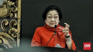 Ucapan Lengkap Megawati soal Sumbangsih Milenial ke Bangsa