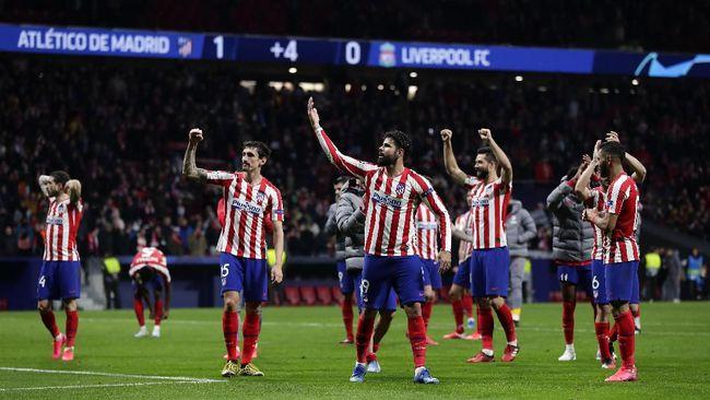 Atletico Madrid memiliki sejumlah faktor yang bisa membuat Los Rojiblancos menang atas RB Leipzig di babak perempat final Liga Champions.