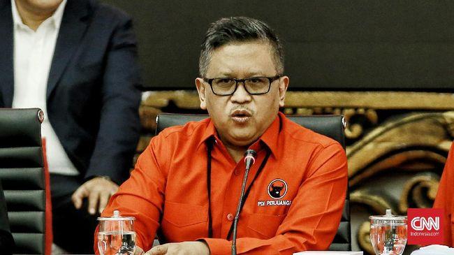 Sekjen PDI Perjuangan Hasto Kristiyanto mengatakan pihaknya mendapat keterangan bahwa Gubernur Sulsel Nurdin Abdullah mengaku pada partai tidak korupsi.