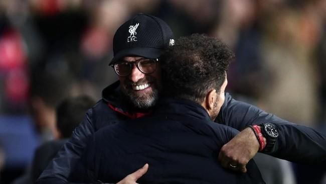 Liverpool kalah 0-1 dari tuan rumah Atletico Madrid pada babak 16 besar Liga Champions 2019/2020 di Stadion Wanda Metropolitano.