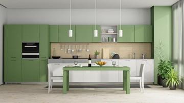 Tips Rumah Minimalis Menata Lemari Kabinet Agar Dapur Terlihat Lega