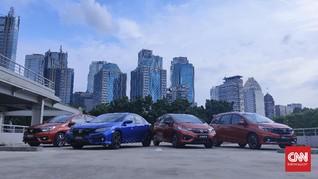 Covid-19 Tak Bikin Bubar Investasi Rp5,1 T Honda di Indonesia