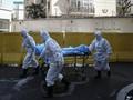China Kembali Laporkan Lonjakan Kasus Virus Corona