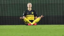 Erling Haaland, Manusia Rekor Penyuka Lagu Liga Champions