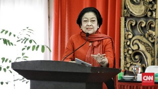Kuatkan Imun, Megawati Punya Saran Kelor untuk Kader PDIP
