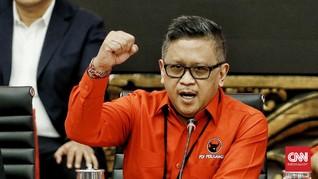 Hasto Bela Megawati soal Sindir Sumbangan Milenial ke Negara
