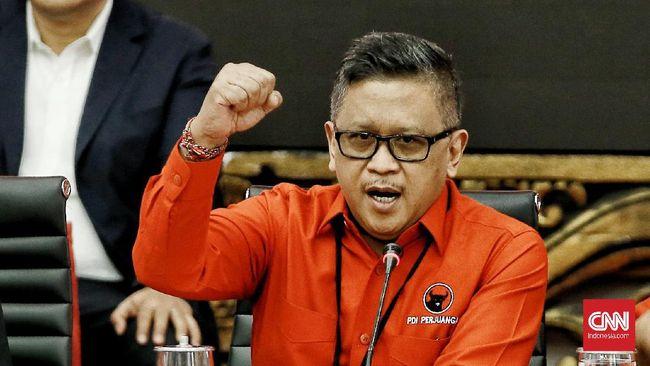 PDIP menyesalkan masih ada elite politik yang iri karena tak mendapat jabatan strategis di satu tahun periode kedua Jokowi-Ma'ruf.