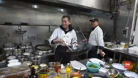 VIDEO: Redam Corona, Restoran Gelar Festival Makanan China