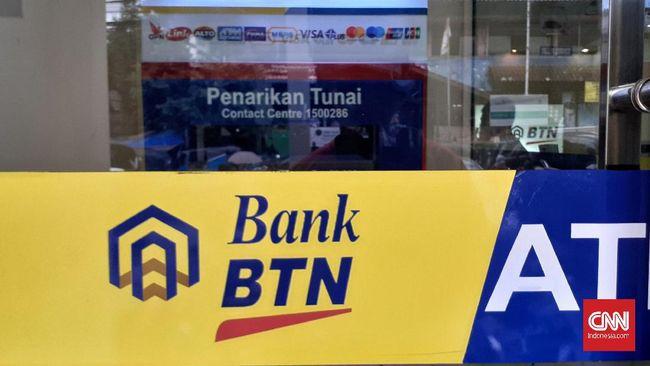 BTN menargetkan pertumbuhan kredit tahun ini bisa mencapai 5 persen yang ditopang oleh tambahan subsidi KPR dan penempatan dana oleh pemerintah.
