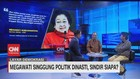 VIDEO: Megawati Singgung Politik Dinasti