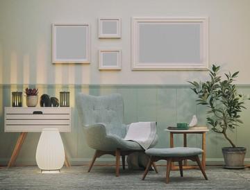 7 Inspirasi Desain Interior Rumah Minimalis Bergaya Vintage - Foto 1