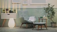 <p>Gaya vintage bisa menjadi pilihan desain interior rumah minimalis. Terlihat klasik tapi tetep mengedepankan unsur simpel dan elegan (Foto: iStock)</p>