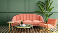 <p>Jangan lupa letakkan tumbuhan di sudut-sudut ruangan agar terlihat indah, menyatu dengan desain interior vintage. (Foto: iStock)</p>