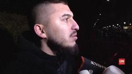 VIDEO: Penembakan Bar Shisha di Jerman Bikin Warga Syok