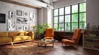 <p>Desain interior vintage memberi kesan romantis, elegan, dan nyaman, Bun. (Foto: iStock)</p>