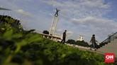 Dari tempat kerbau berendam sampai terminal bus, Taman Lapangan Banteng menjadi saksi bisu perkembangan kota Jakarta yang pesat.
