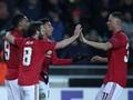 Momen MU Tersingkir di Perempat Final Liga Europa