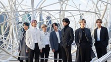 BTS Jadi Global Recording Artist 2020