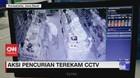 VIDEO: Aksi Pencurian Minimarket Terekam CCTV