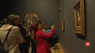 VIDEO: Akhir Pameran 500 Tahun Kematian Leonardo da Vinci