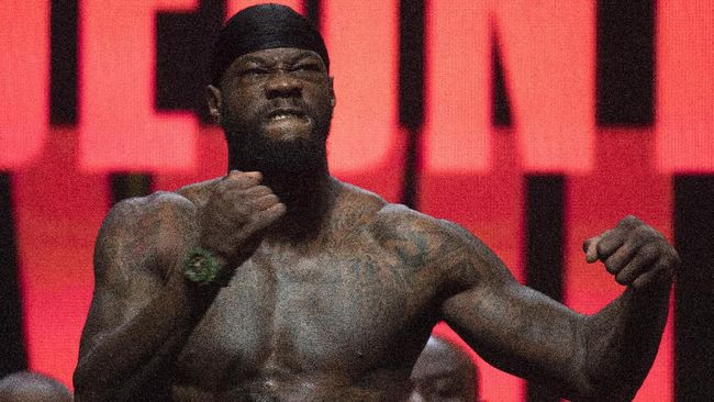 Deontay Wilder menelan kekalahan pertama setelah 44 pertarungan usai ditaklukkan Tyson Fury, akhir pekan lalu.