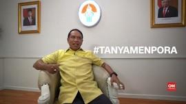 VIDEO: Netizen Bertanya, Menpora Menjawab