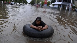 Anies Sebut 200 RW di Jakarta Kebanjiran
