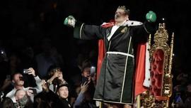 Tyson Fury Tantang Semua Petarung UFC