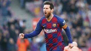 Messi: Bermain di Stadion Kosong Bakal Menyeramkan