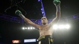Joshua vs Fury Duel Terbesar dalam Sejarah Tinju Inggris