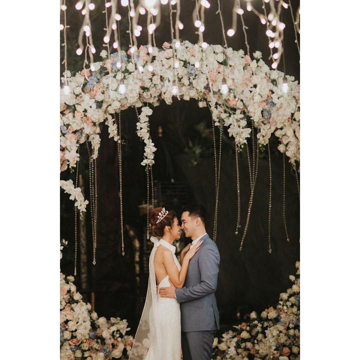 <p>Mezty Mez resmi dinikahi aktor tampan Gerald Yohanes pada 20 Februari 2020. (Foto: Instagram @geraldyohanes)</p>