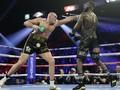 Fury Sebut Wilder Incar Rematch Demi Uang