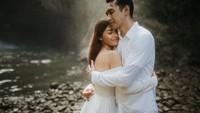 <p>Usia Mezty lebih tua lima tahun dari Gerald. Meski beda usia, keduanya membuktikan bisa awet berpacaran hingga menikah. (Foto: Instagram @meztymez)</p>