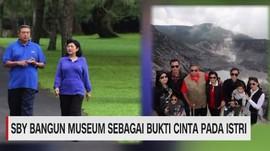 SBY Bangun Museum Sebagai Bukti Cinta Pada Istri