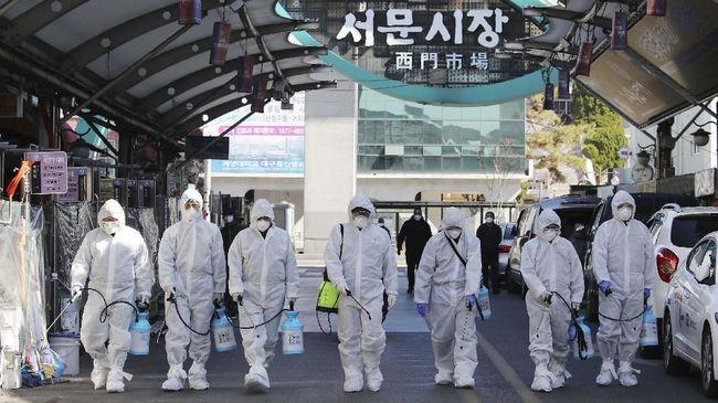 Pihak berwenang Korea Selatan memperingatkan Kota Seoul bisa menjadi wilayah baru penyebaran virus corona (Covid-19).