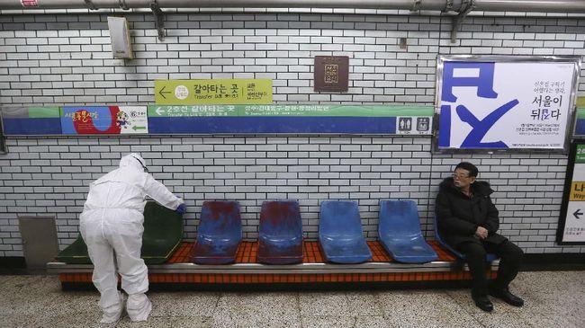 Selain Daegu, virus corona juga sudah menyebar dengan masif di Gyeongbuk, Gyeonggi, Gyeongnam, Busan, Seoul, dan Gwangju.
