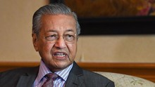 Cuitan Mahathir 'Muslim Berhak Bunuh Orang Prancis' Dihapus