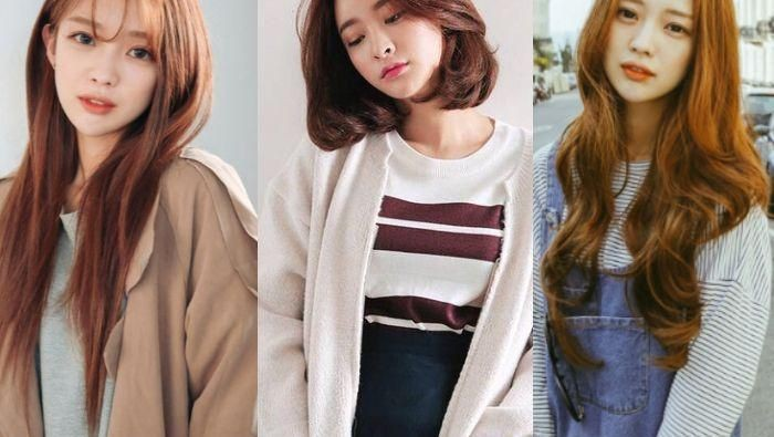 6 Inspirasi Gaya Rambut Korea yang Siap Hits 2020
